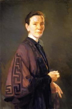 Marion Reilly Artwork by Cecilia Beaux