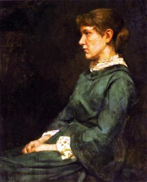 Eleanor Gertrude Dupuy Artwork by Cecilia Beaux