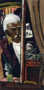 Claridge II Artwork by Max Beckmann