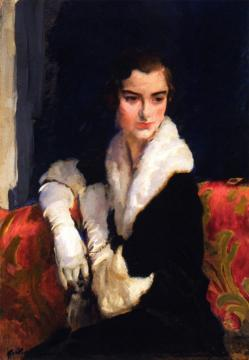 Flora Whitney Artwork by Cecilia Beaux