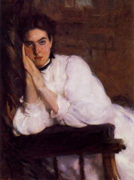 The Dreamer Artwork by Cecilia Beaux