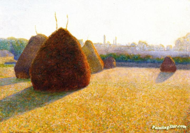 John Leslie Breck Paintings For Sale