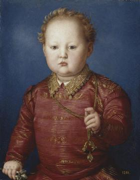 Don Garcia de' Medici Artwork by Agnolo Bronzino