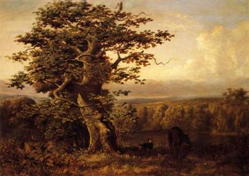 A View In Virginia Artwork by William Holbrook Beard