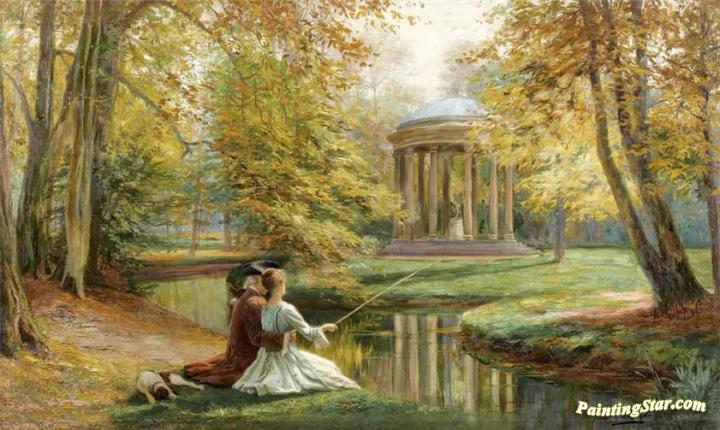 Image result for the Temple of Love in the Petit Trianon,