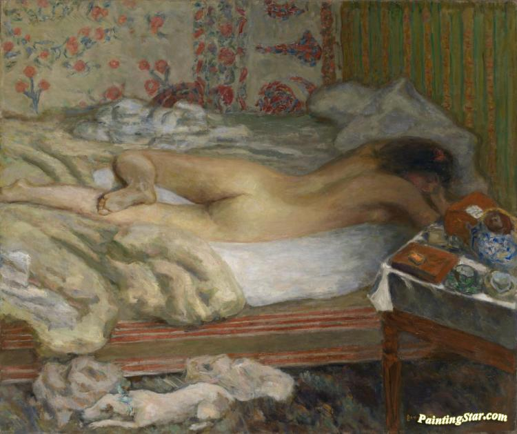 La Sieste Artwork by Pierre Bonnard