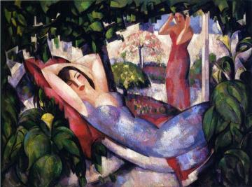 Summer Artwork by John Duncan Fergusson