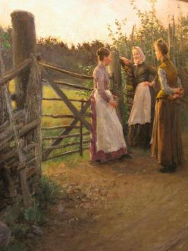 The Gate Artwork by Fanny Brate