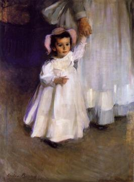 Ernesta Artwork by Cecilia Beaux