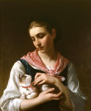 A Special Moment Artwork by Emile Munier