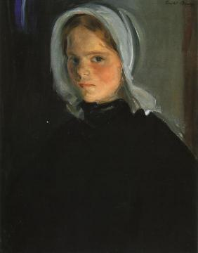 Little Lamerche Artwork by Cecilia Beaux