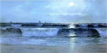 Seascape Artwork by Alfred Thompson Bricher