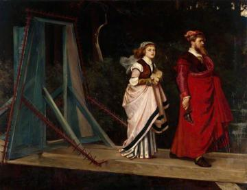Whither? Artwork by Philip Hermogenes Calderon