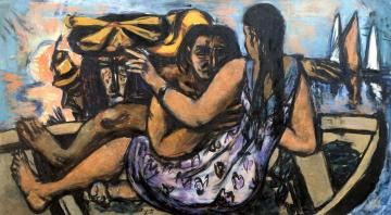 Rescue Artwork by Max Beckmann