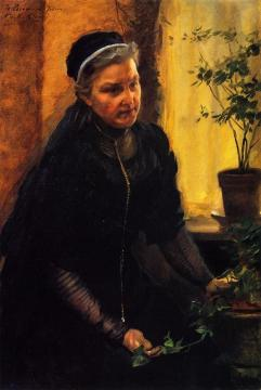 Helena DeKay Bilder Artwork by Cecilia Beaux