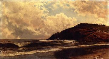 Seascape, Coast Of Maine Artwork by Alfred Thompson Bricher