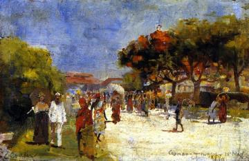 Colombo Artwork by Charles Conder