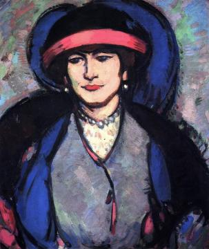 Anne Estelle Rice Artwork by John Duncan Fergusson