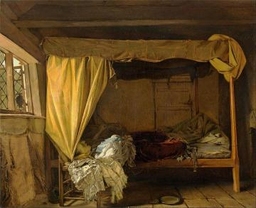 The Death Of Buckingham Artwork by Augustus Leopold Egg
