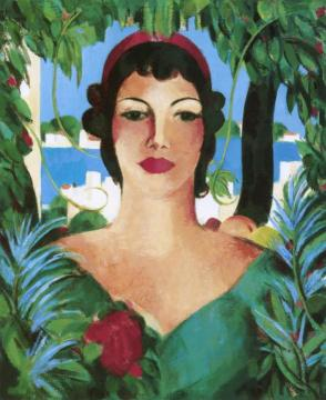 Honia Artwork by John Duncan Fergusson