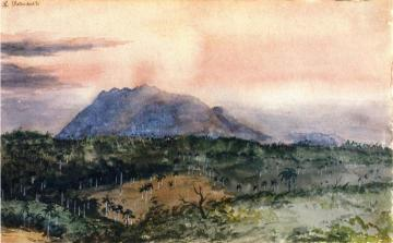 La Loma de Las Animas Artwork by Charles De Wolf Brownell
