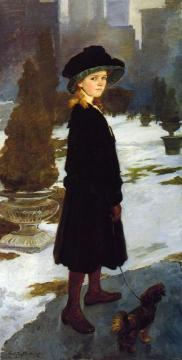 Alice Davison Artwork by Cecilia Beaux
