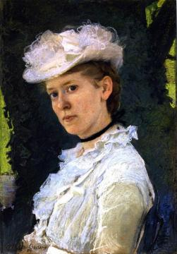 Maud DePuy Darwin Artwork by Cecilia Beaux