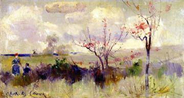 Herrick's Blossoms Artwork by Charles Conder