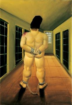 Abu Ghraib 65 Artwork by Fernando Botero
