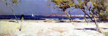 Ariadne Artwork by Sir Arthur Streeton