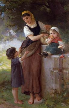 May I Have One Too Artwork by Emile Munier