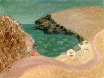 California Landscape Artwork by Milton Avery
