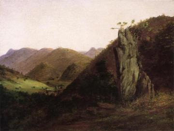 Cuban Landscape Artwork by Charles De Wolf Brownell