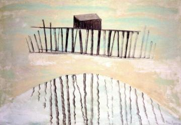 Reflections Artwork by Milton Avery