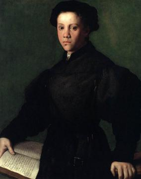 Lorenzo Lenzi Artwork by Agnolo Bronzino