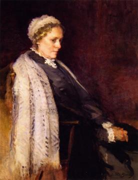 Eliza S. Turner Artwork by Cecilia Beaux