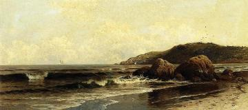 Breaking Surf Artwork by Alfred Thompson Bricher
