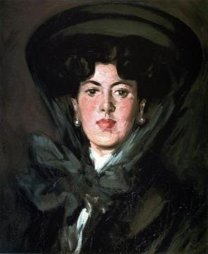 Jean Maconochie Artwork by John Duncan Fergusson