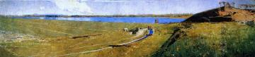 Prospect Reservoir Artwork by Sir Arthur Streeton