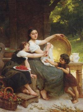Jam Artwork by Emile Munier