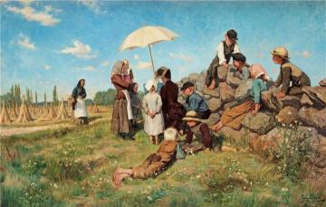 Art Friends Artwork by Fanny Brate