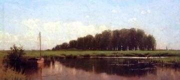 Duck Shooting on the Marshes Artwork by Alfred Thompson Bricher