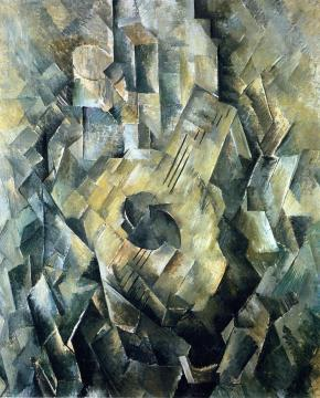 Mandola Artwork by Georges Braque