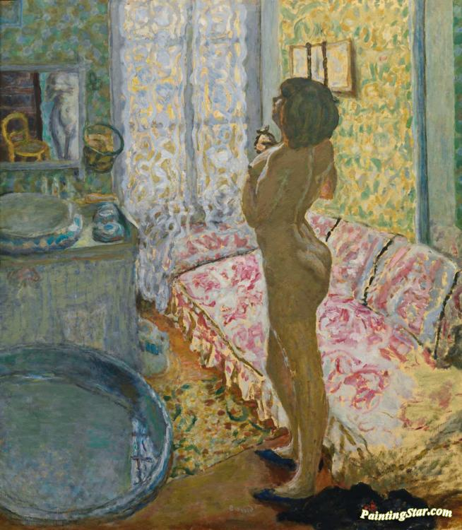 The Bathroom Artwork by Pierre BonnardThe Bathroom Artwork by Pierre Bonnard Oil Painting   Art Prints  . Bathroom Artwork. Home Design Ideas