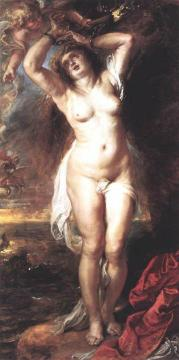 Andromeda Artwork by Peter Paul Rubens