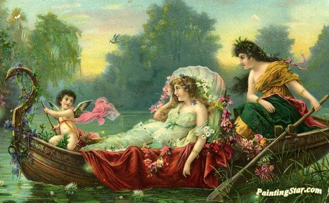 Best Oil Painting Reproductions