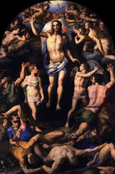 Resurrection Artwork by Agnolo Bronzino