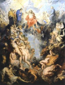 The Last Judgement Artwork by Peter Paul Rubens