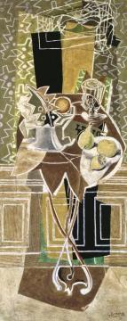 The Guerdion Artwork by Georges Braque
