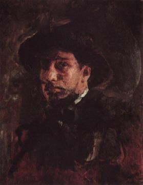 Self-Portrait Artwork by Valentin Serov